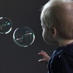 9 februari 2015, Bubbels/bellen, titel: Betoverende bellen van Jacques Hensen